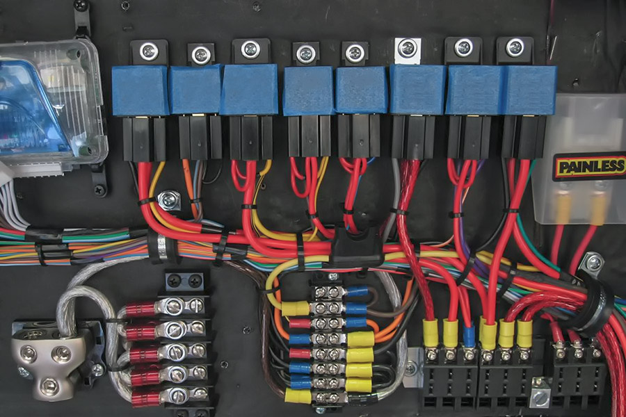 Avto elektrika in elektronika