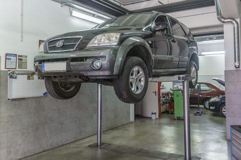 Avto KVEDER - Hitri pregled vozila