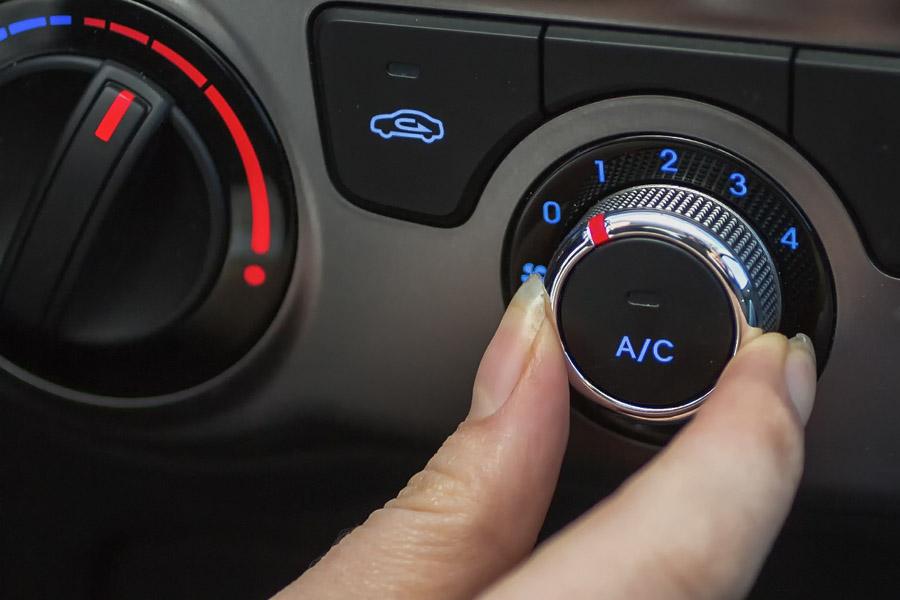 Avto KVEDER - Klimatske naprave